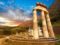ANTIČKA GRČKA - 8 dana autobusom i brodom