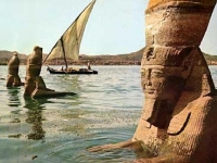 KAIRO , HURGHADA I KRSTARENJE NILOM