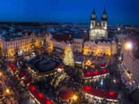 PRAG, ADVENT - 4 dana