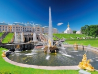 ST. PETERSBURG I MOSKVA