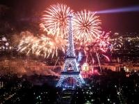 PARIZ, NOVA GODINA
