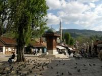 ALBANIJA, CRNA GORA I SARAJEVO